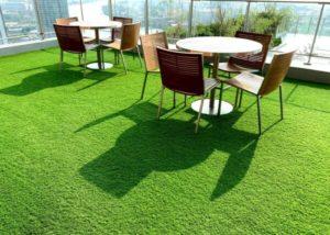 outdoor artificial grass